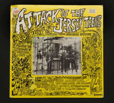Vintage vinyl: Attack of the Jersey Teens