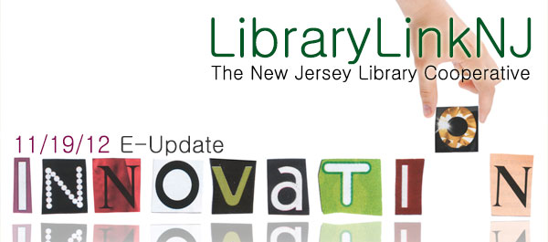 LibraryLinkNJ E-Update