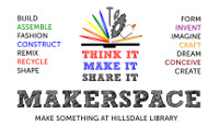 Hillsdale Public Library: Makerspace
