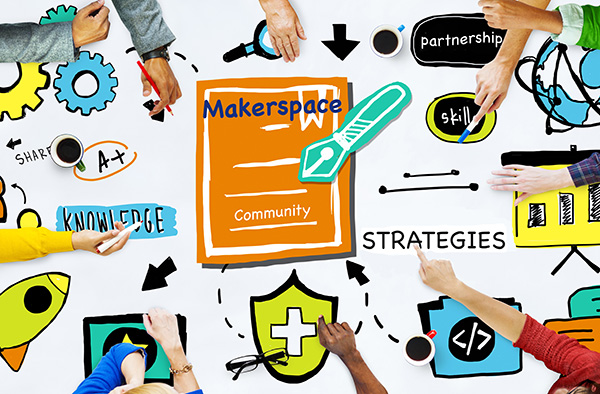 Makerspace Next Steps: New Ideas and Strategies for Community Engagement