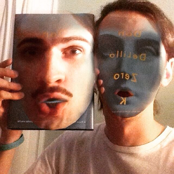 Book Face Swap