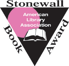 Stonewall Book Award logo