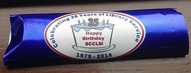 BCCLS 35th Anniversary Friends Breakfast
