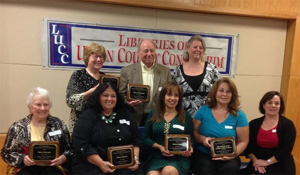 LUCC honors Cheryl O'Connor