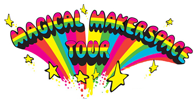Mystery Makerspace Tour