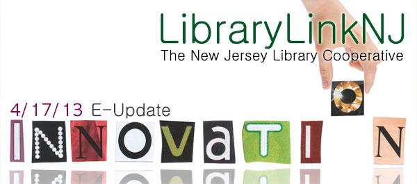 LibraryLinkNJ E-Update