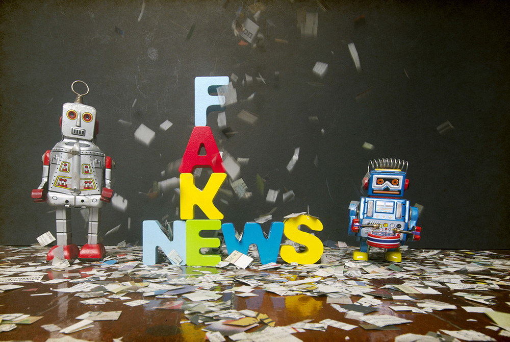 """New Technology and """"Fake News:"""" Its Impact on Real News, the Media"""