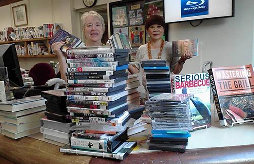 Bernards Township Library - Bookdrop