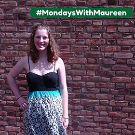 #MondaysWithMaureen