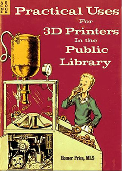 Simple Booklet - 3D printing