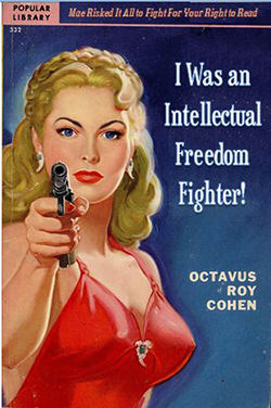Simple Booklet - I was an intellectual freedom fighter