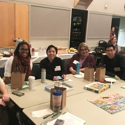 MentorNJ Networking Event, Oct. 5, 2018 @ Monroe Township Library