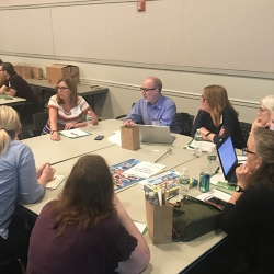 """Designing Tech-Friendly Library Spaces"" led by Andre Levie, Princeton Public Library"