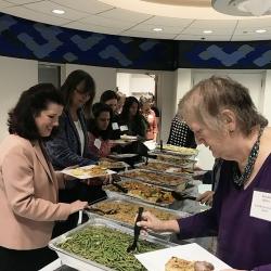 Super Library Supervisor, Fall 2019 Series - Graduation Luncheon, October 3, 2019