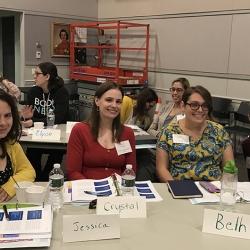 Super Library Supervisors, Fall 2019