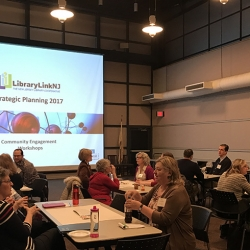 Stakeholder Engagement Workshop @ Monroe Township Library - 1