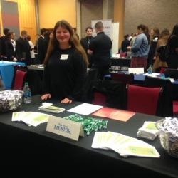 MentorNJ at Rutgers SC&I Career EXPO