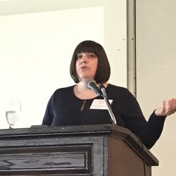 LibraryLinkNJ Spring Membership Meeting 2017 - Kimberly Paone, Executive Board President, LibraryLinkNJ